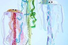 Crafts & games / For kids & some diy at home crafts
