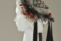 Victorian Headdress - focused on 1850s and 1860s
