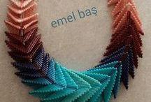 My beadwork / Emel Bas