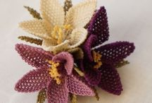 Turkish needle lace / Turkish oya