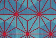 Japanese Fabrics and Patterns