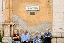 europe: italy / nature, architecture, people and culture from italy.