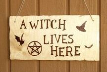 "Witchy Ways / Pagan and Proud! These Eight words the Rede fulfill: ""An Ye Harm None, Do What Ye Will""."