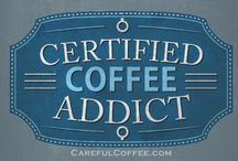 Coffee addict! / Coffee, coffee art & stuff / by Melody (a.k.a. Steeler Woman For Life!) Ades