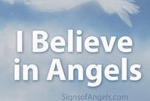 Angel Blessings / Angels are everywhere watching over us!  But you need to ask for their help for they can not interfere with our free will. Talk to your angels they are listening!