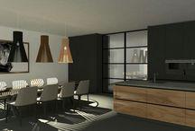 Keuken ontwerpen / Mijn keuken ontwerpen.