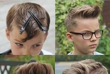 Cute Toddler Haircuts / Little boys are about to become little men and it is time to let their little boy hairstyles embody what kind of men they will be.