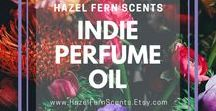 Perfume / There may be nothing more personal that we wear than perfume. Browse this board for Hazel Fern Scents artisan perfumes made by hand by Johna Gibson Bowman. Natural perfume, perfume oil, indie perfume, artisan perfume, Harold + Maude perfume, essential oils, absolutes, concretes, perfume reviews