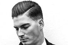 Business Hairstyles for Men / So you want to sport a snazzy, stylish haircut, but you also want to come off as professional. And at the same time, you want a style that reflects your personal style. How do you meet all of these demands simultaneously?