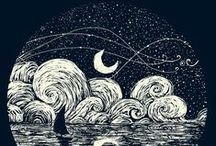 Sea sketches