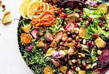F O O D / Recipes and art of food