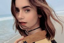 ☾Lily Collins☽