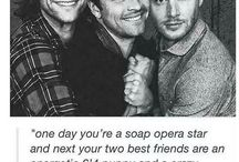 One hell of a time for a family reunion / Supernatural and all that Jazz