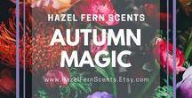 Autumn Magic / Beautiful colors of fall!