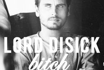 The Sass Master - S.Disick / I watched the show for Scott Disick, sorry, Lord Disick.
