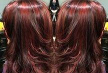 Hair by Cheryl Whitt / Also Follow: Queen C Custom Extensions   Hair Extensions, Hair Color, Hair Styles, Hair Ideas