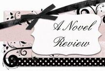 Blogs and blog giveaways / http://anovelreview.blogspot.com/