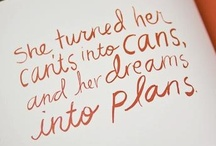 InSPIRATion / by Carrie Millam-Pippin