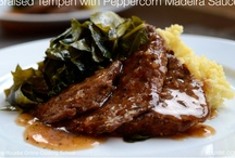 Recipes: Vegetarian  / by Rouxbe Online Cooking School