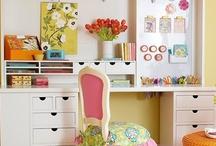 Decor : Craft Rooms