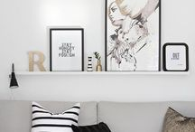 Decor Ideas / by Monica Smal