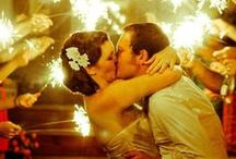 picture perfect / engagement and wedding photo ideas
