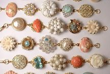 Vintage Jewelry / by Cheryl Giannelli