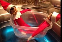 Elf on the Shelf Ideas / Need lots of ideas for Christmas / by Mindy Whalen
