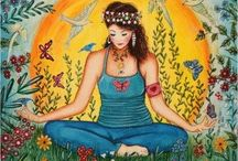 Chakra, energy, meditation / by Cheryl Giannelli