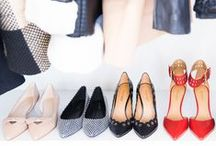Closet Envy / A look inside of the most enviable wardrobe + shoe closets. / by Nine West