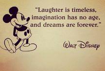 Disney ☮☯♡ / I love all things Disney/Pixar! I am PROUDLY a big kid! / by April Rhodes