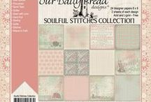 ODBD Soulful Stitches Paper Collection / Our Daily Bread Designs Soulful Stitches Paper Collection (September 2014 Release)