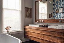 Bathroom / by Monica Smal