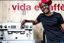 vida e caffe / Embrace the buzzing coffee lifestyle that is vida e caffe. Inspired by the hustle and bustle of European sidewalk cafes to bring you coffee in it's purest and richest form.