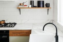 Scandinavian Modern Interiors / Clean lines, simple colors and warmth.