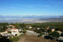 Green Peaks B&B - Granada, Spain / www.greenpeaksgranada.com Bed and breakfast - Alojamiento rural en Sierra Nevada, Cumbres Verdes (La Zubia) Granada
