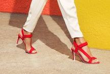 Spring 2016 Collection / Step into spring in the trendy + colorful Nine West Spring 2016 Collection.  / by Nine West