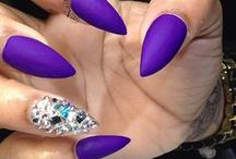 My nails / Bangin a$$ nails / by Eve P Wright