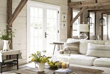 Homes, sweet homes / Enjoying beautiful details of different homes and collecting ideas to my own home at the same time.