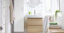 La salle de bain IKEA / Sublimez votre salle de bain : rénovation totale ou simple rafraîchissement, créez une salle de bain à la fois belle et fonctionnelle.