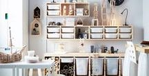 La chambre d'enfant IKEA