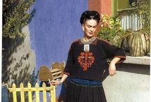 Frida Khalo / Pictures of Pictures as Paintings by