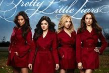 Pretty Little Liars / One of my favorite shows ever! Can't wait till January for the next episode!!