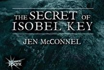 The Secret of Isobel Key / Pictures that remind me of the story in THE SECRET OF ISOBEL KEY. Now available wherever eBooks are sold!   http://bloomsbury.com/us/the-secret-of-isobel-key-9781619634640/ / by Jen McConnel
