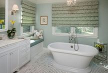 Great Bathrooms / Beautiful Interior Design I Love / by ADRIFT on Tybee