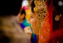 Indian Bride / Gorgeous Indian brides in their full glory!