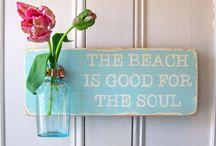 Next Tybee Island Beach House / Ideas & things I LOOOOOVE for my Tybee Beach house. My favorite place.  / by ADRIFT on Tybee
