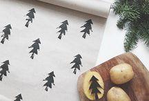 DIY - Weihnachten / Alles zum Thema Weihnachten. Viele Bastel- und Dekoideen zum Nachmachen.