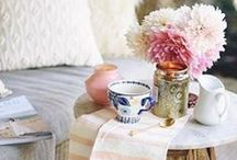 lovely spaces / by Katherine Kyrios