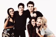 TVD & TO: Best CW Shows Ever!!! / by Sabrina <3